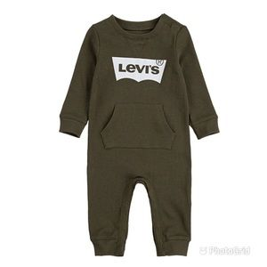 Levis Baby Thermal Batwing Coveralls